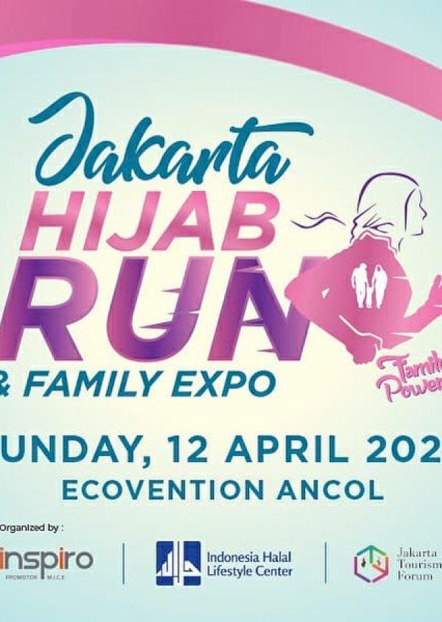 Jakarta Hijab Run 2020