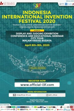 Indonesia International Invention Festival 2020