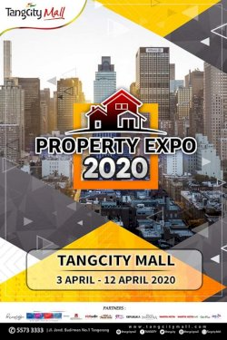 Tangcity Property Expo – Tangerang