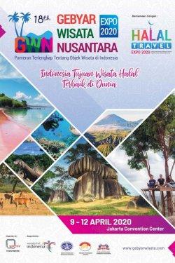 Gebyar Wisata Nusantara Expo
