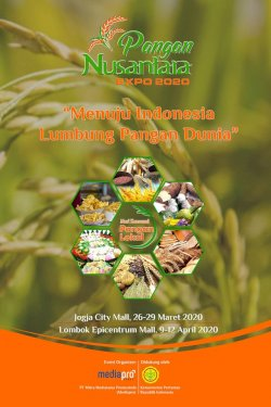 Pangan Nusantara Expo 2020 Lombok
