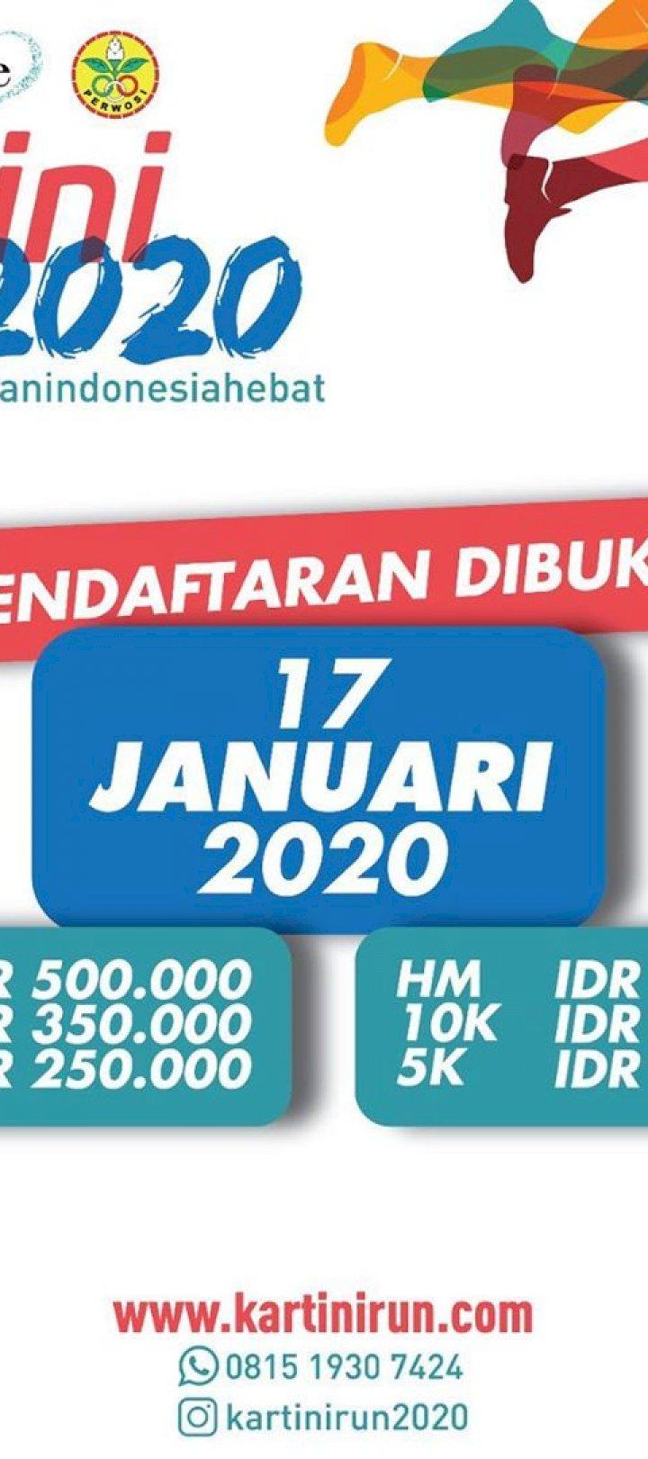 Kartini Run 2020