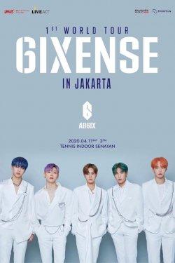 6IXENSE - AB6IX 1st World Tour in Jakarta